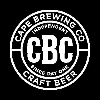 White CBC logo
