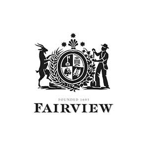 Black fairview wines logo